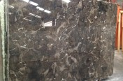 Satin Brown Light Marble