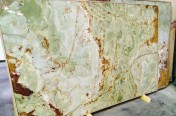 Fantastic Green Onyx Slabs