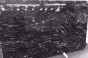 Black and White Vein Granite