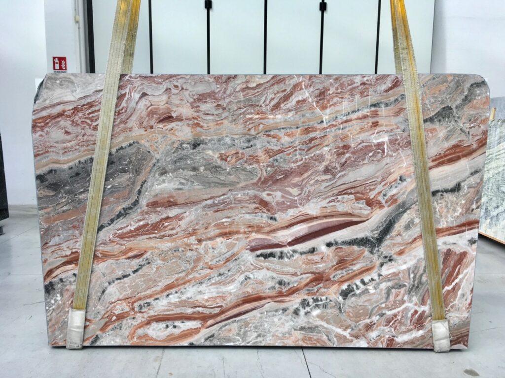 Red Arabescato Orobico Marble